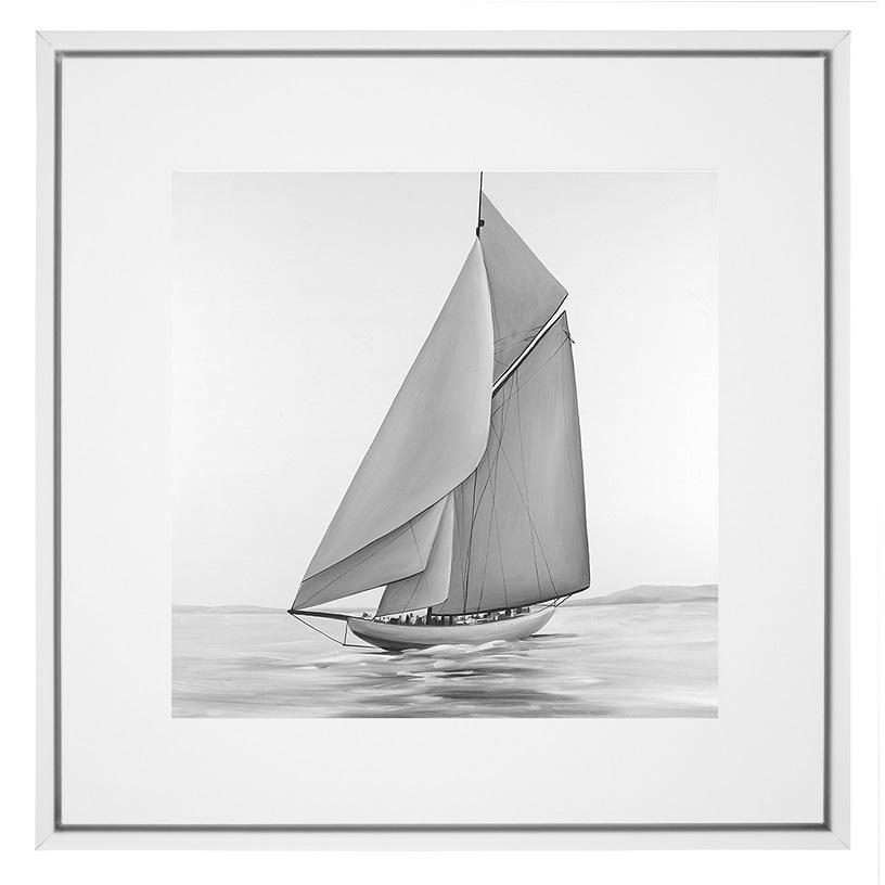 Vintage sailing ship